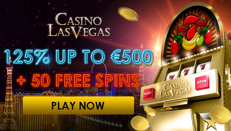 Start Strong with Casino Las Vegas Welcome Deal