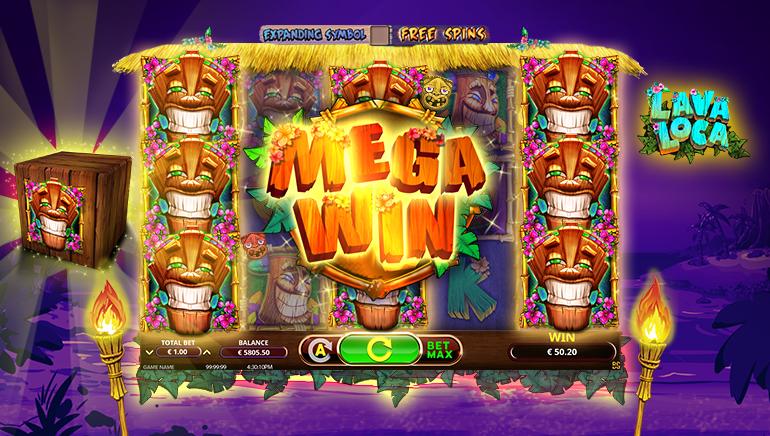 Lava Loca Slot Erupts at Booming Games