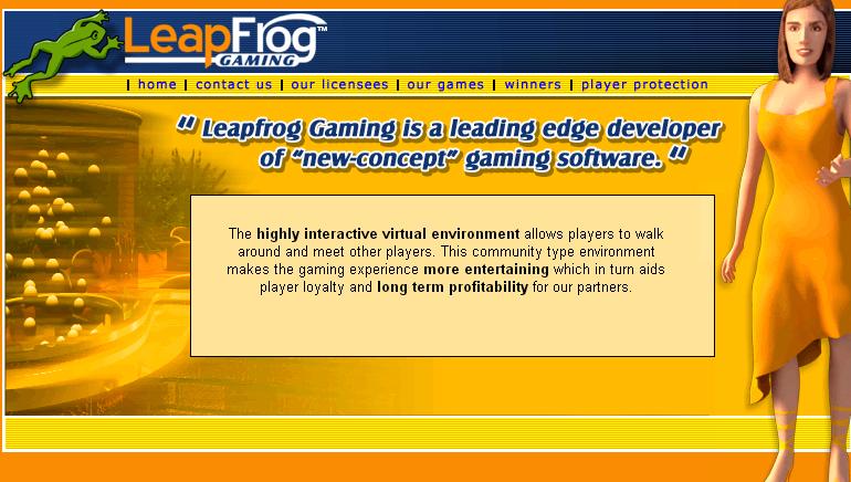 Leap Frog Gaming