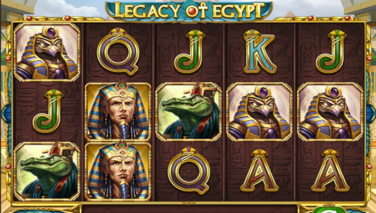 Play'n GO Explores the Legacy of Egypt in New Slot