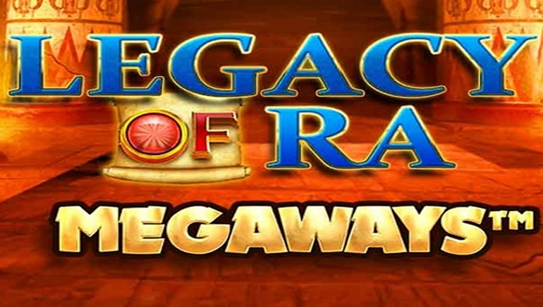 Legacy of Ra Megaways Slot From Blueprint Gaming Takes Players on Egyptian Adventure