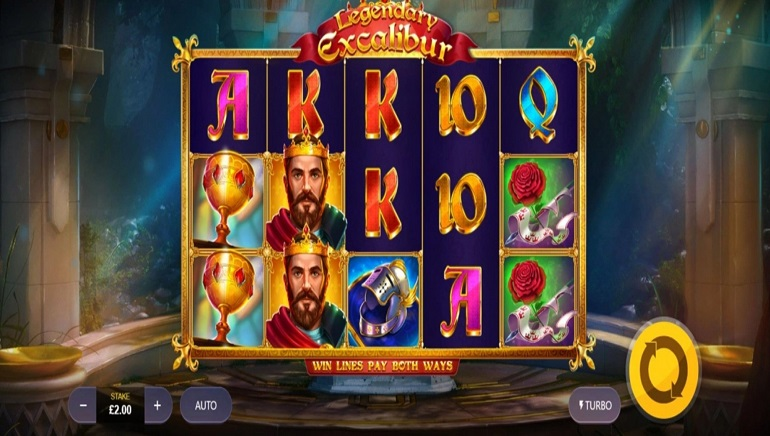 Slot Review: Legendary Excalibur by Red Tiger Gaming