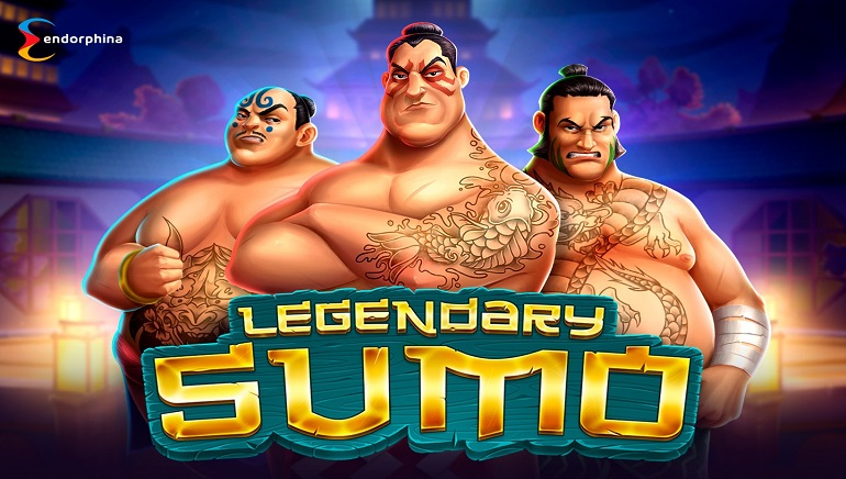 Japanese Sport Comes To Online Casinos With New Legendary Sumo Slot From Endorphina