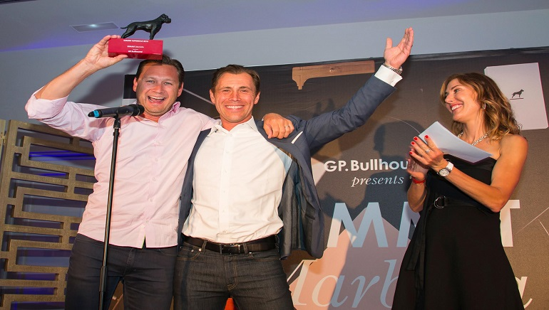 LeoVegas Wins 2015 Summit Superstar Award