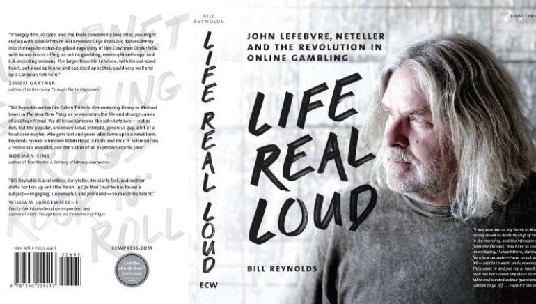 Life Real Loud: Biography of Neteller Founder and Pot Smoker