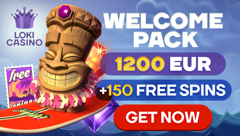Grab Your 150 Free Spins and Hefty Welcome Bonus at Loki Casino