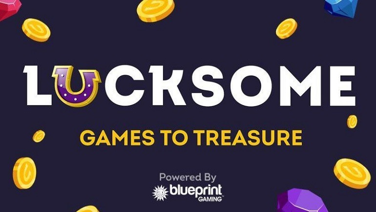 Blueprint Gaming Announces Launch of Lucksome Studio