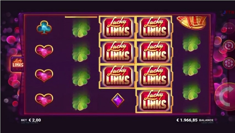 Microgaming Releases Lucky Links Slot Today