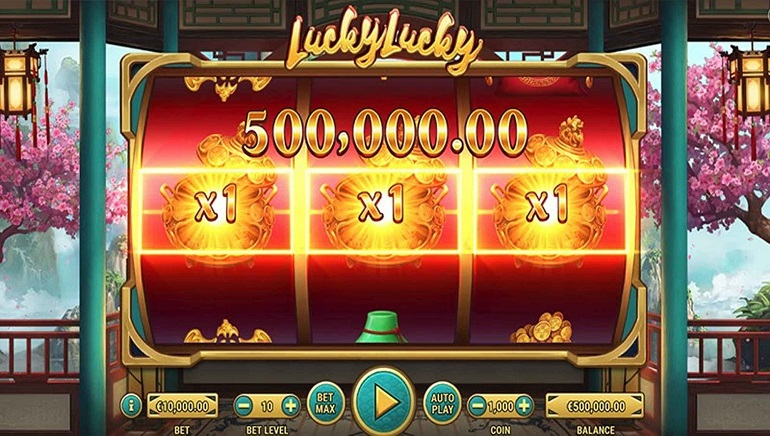 Habanero Spices things up with Lucky Lucky Slot