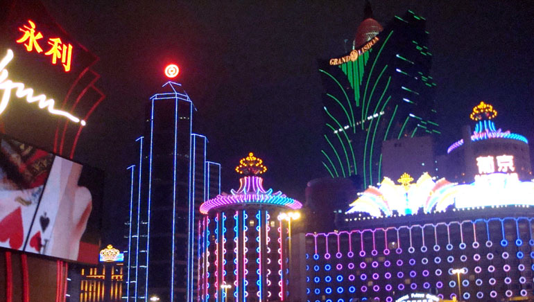 online casinos china