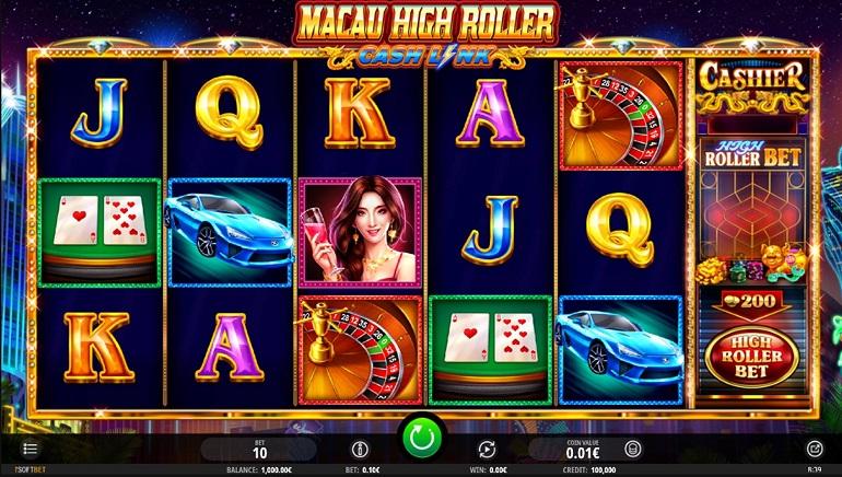 iSoftBet Goes VIP with Macau High Roller Slot