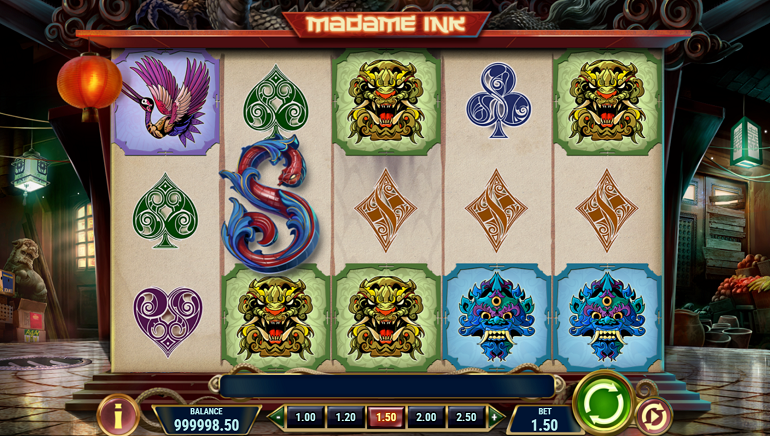 Explore the Unique World of Tattoo and Body Art in Play'n GO's New Slot, Madame Ink