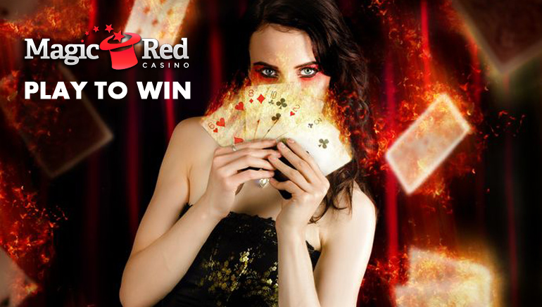 Magic Red Casino Pulls Big Bonuses Out of Thin Air