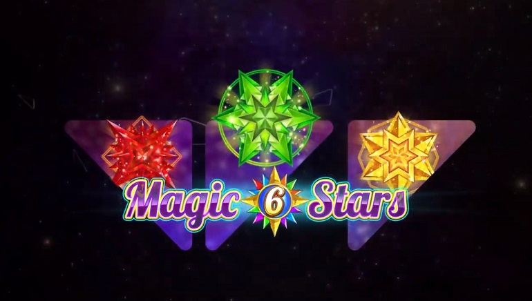 Magic Stars 6 Slot by Wadan Launched With All the Unique Modes