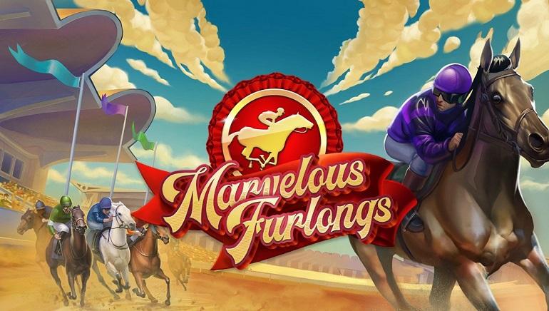 And Away They Go with Habanero's Marvelous Furlongs Slot!