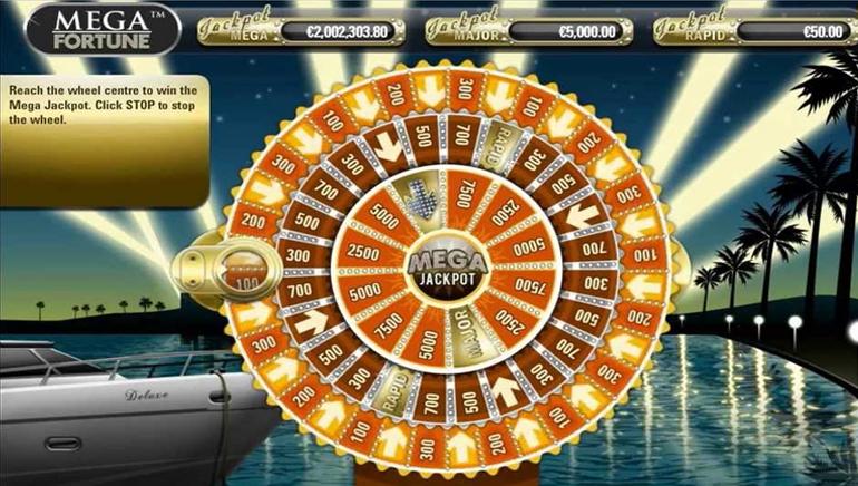 www casino online mega fortune