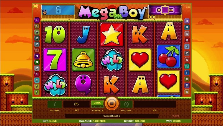 Mega Boy the Latest Addition to iSoftBet Suite