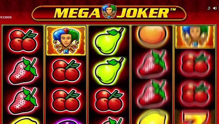 Mega Joker Progressive Jackpot - NetEnt - Rizk Online Casino Sverige