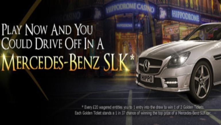 Hippodrome Birthday Mercedes Benz Giveaway