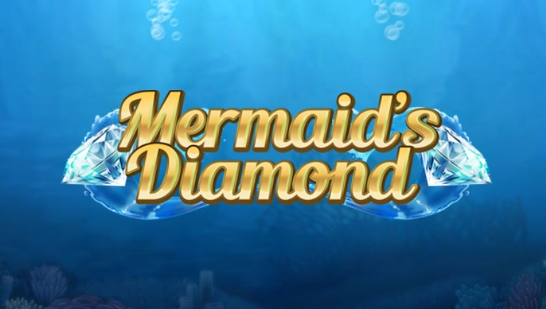 Play'n GO's New Mermaid's Diamond Releases Today