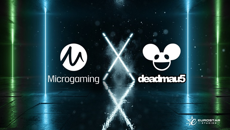 Microgaming Release Official deadmau5 Slot from Eurostar