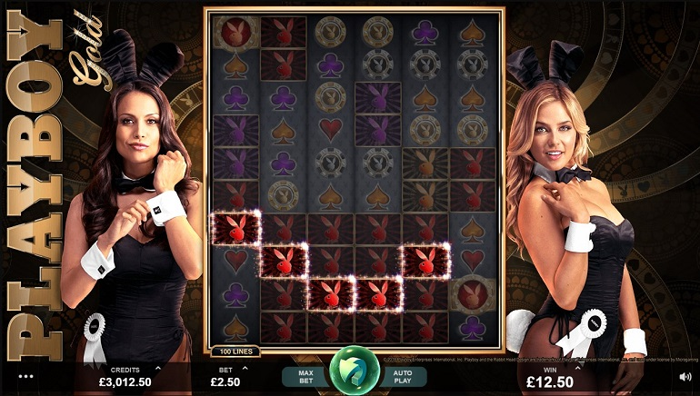 New Playboy Gold Slot Set to Launch by Microgaming in March