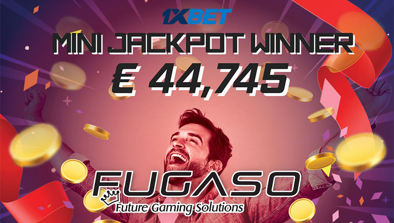 Fugaso's Magic Spinners Slot Awards €44,750 Jackpot
