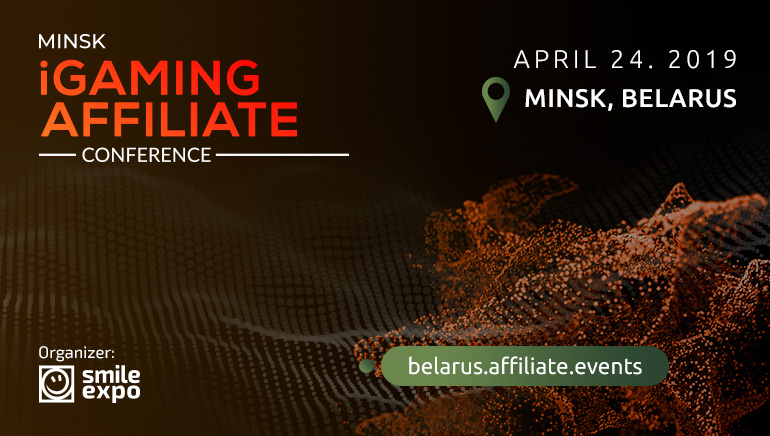 Minsk iGaming Affiliate Conference