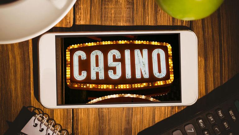 online casino report