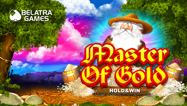 Play The Master Of Gold Online Slot From Belatra Games And Join A Wise Character On A Hunt For Riches