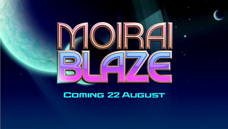 Slot Preview: Moirai Blaze from Iron Dog Studio