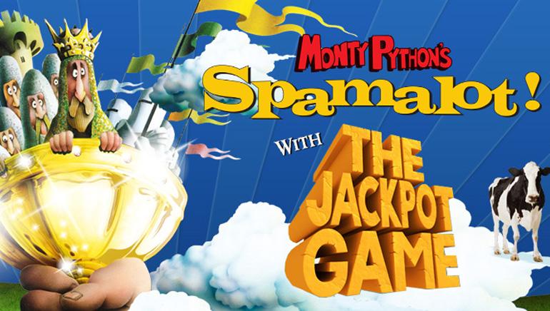 Monty Python's Spamalot Slightly Less