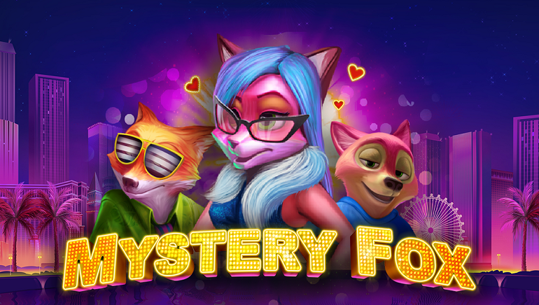Pariplay New Mystery Fox Slot Takes Players on a Vegas Adventure