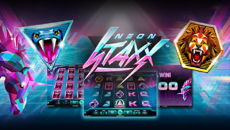 NetEnt Presents A Funky Retro Style With An Upcoming Slot