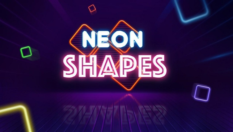 Evoplay Unveils Their Take on Popular Tetris Game With Neon Shapes