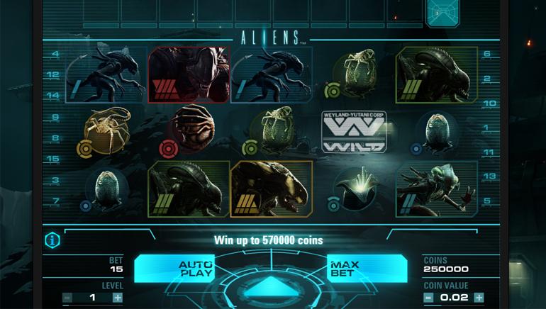 Aliens Online Slot - NetEnt - Rizk Online Casino Sverige