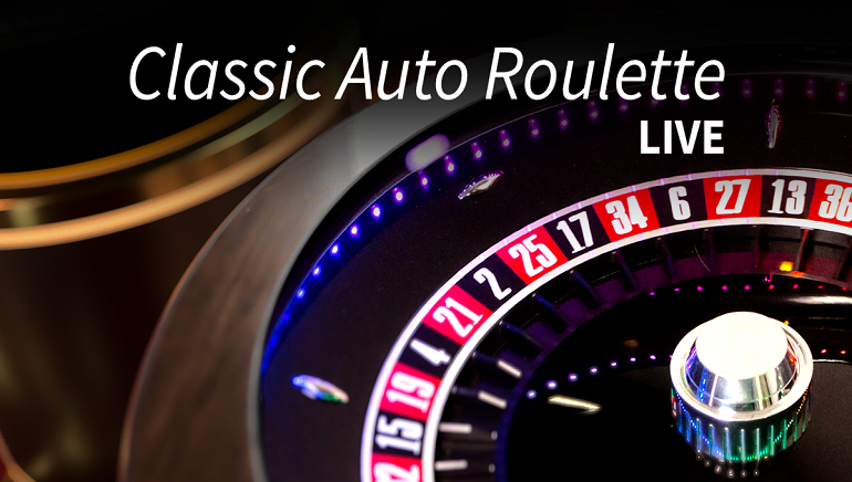 NetEnt Releases New & Immersive Auto Roulette Studio