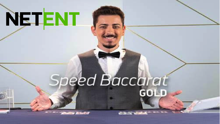 NetEnt Live Launches Speed Baccarat Games