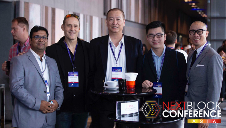 NEXT BLOCK ASIA Conference Rocks Bangkok