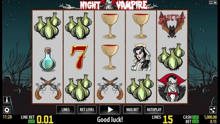 World Match Releases Night Vampire in Time for Halloween