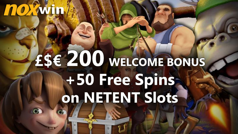 Noxwin Casino Welcomes New Players with Loads of Free Spins