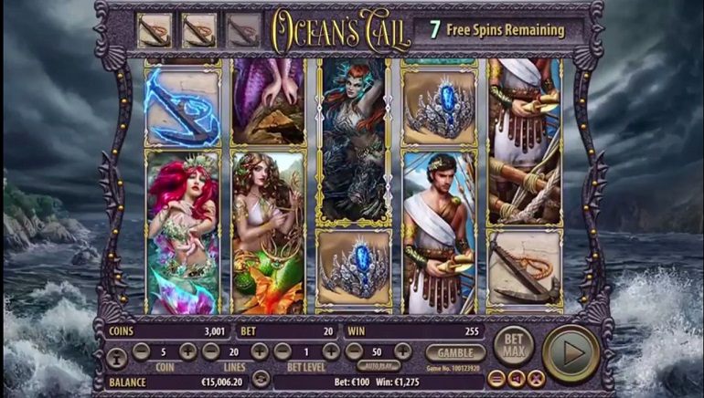 New Mythology-Themed Slot Released By Habanero: Ocean's Call