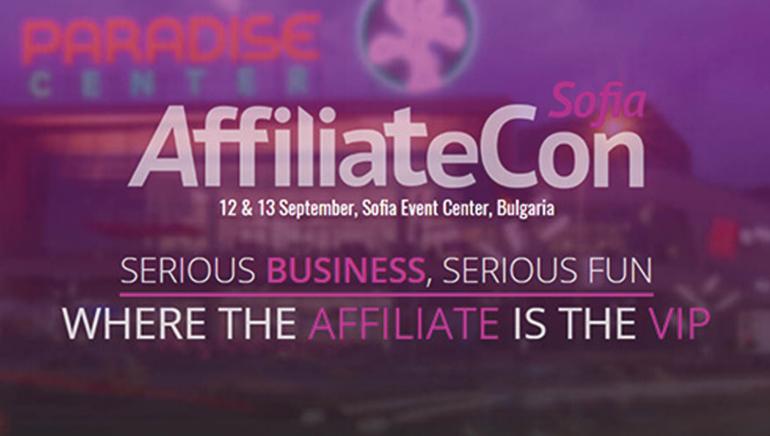 AffiliateCon Sofia