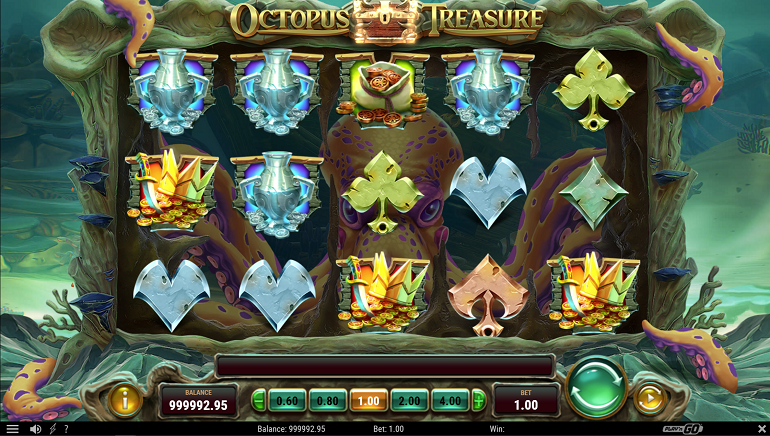 All Hands on Deck for Play'n GO's New Slot, Octopus Treasure