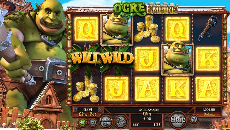 Ogre Empire Arrives at Betsoft Casinos
