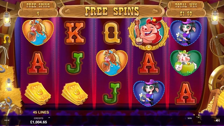 Microgaming's New Slot, Oink Country Love, to Debut August 2