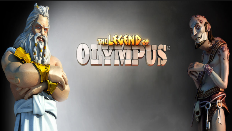 Game Spotlight: The Legend of Olympus