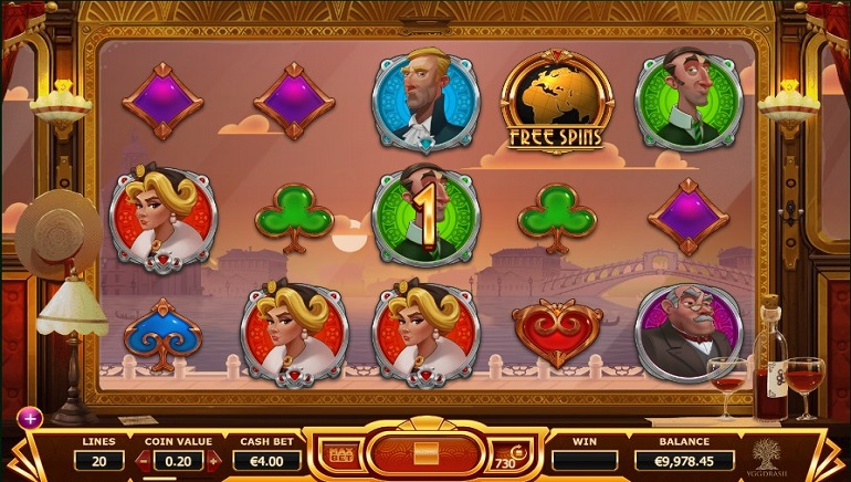 Travel Across Europe with Yggdrasil's New Orient Express Slot