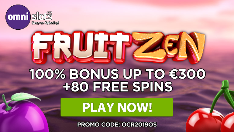 Get 80 Free Spins in Omni Slots Exclusive for 2019