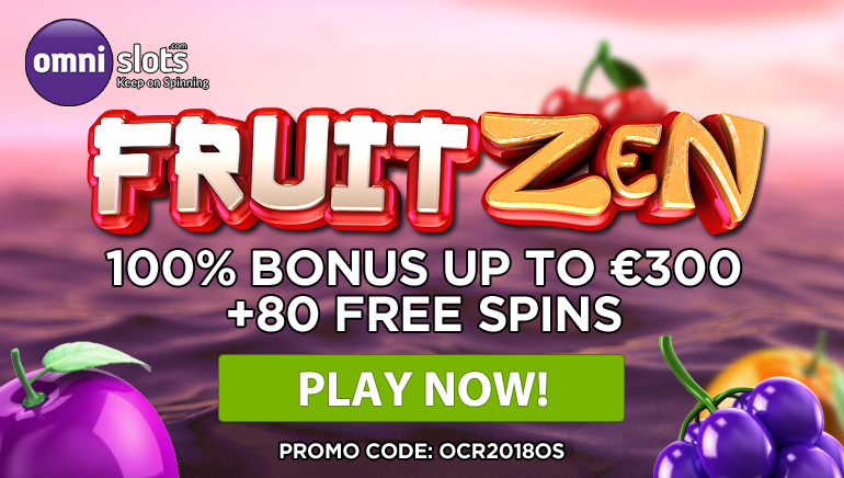 80 Exclusive Free Spins for New Players at Omni Slots